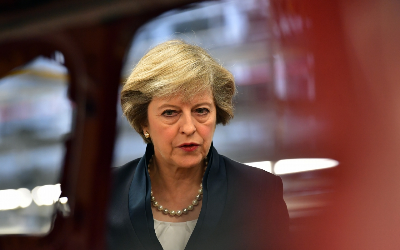 UK Prime Minister: No More 'Safe Space' For Terrorism
