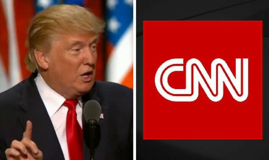 LEAKED: Audio of Trump Telling Donors Suing CNN Would Be Fun