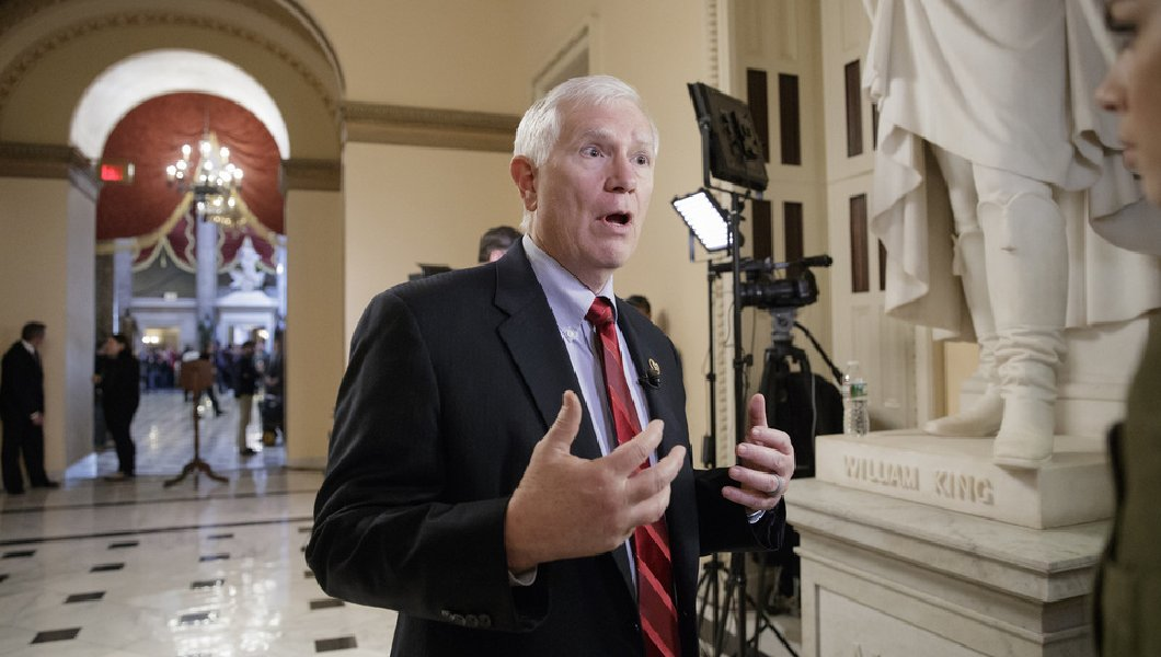 Mo Brooks Wants McConnell To Step Aside After Health Care Fail