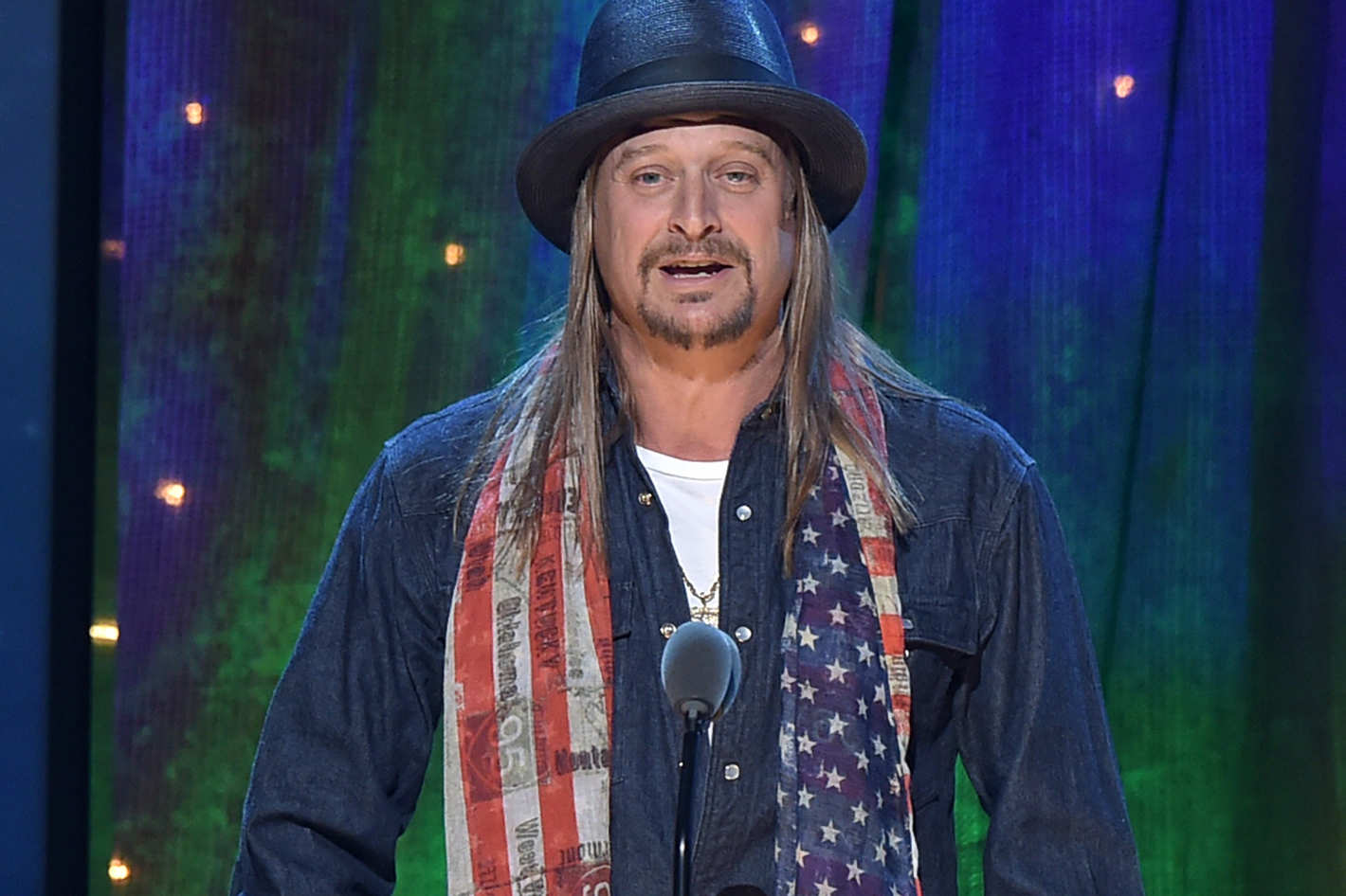 Kid Rock Leads Democrat In New Poll