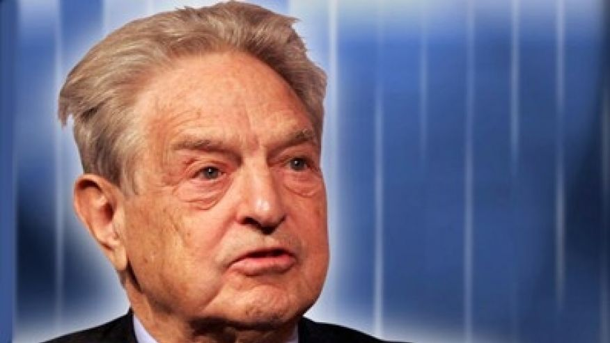 Hungarian Gov't Steps Up Fight Against George Soros