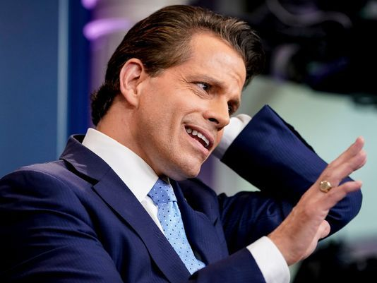 The Mooch May Have Violated WH-DOJ Protocol