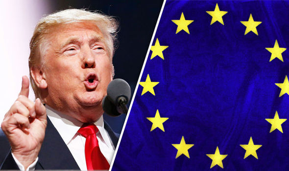 Trump Hopes To Snub 'Protectionist' EU In New Trade Deal With Great Britain