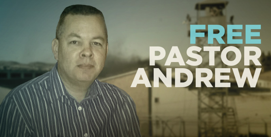 American Pastor Unjustly Jailed In Turkey As Political Pawn
