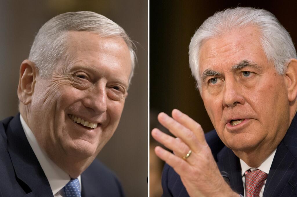 Tillerson, Mattis 'Teamed Up' To Shoot Down McMaster's Afghanistan Plan