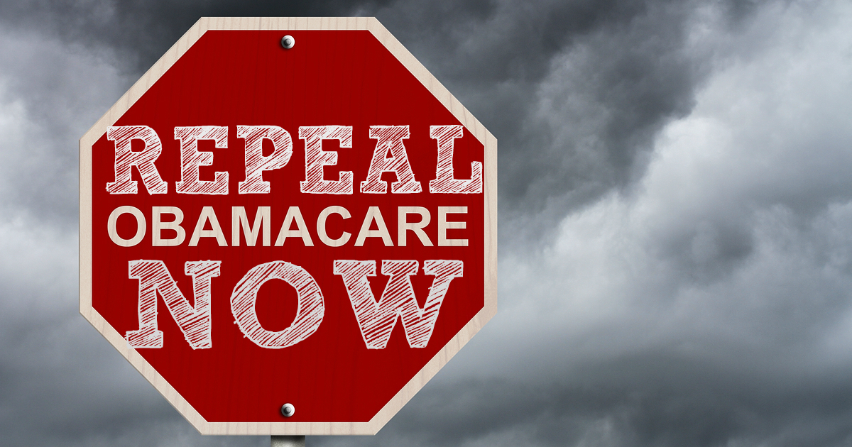 Trump, McConnell, Pence, Call For Full, Clean Obamacare Repeal