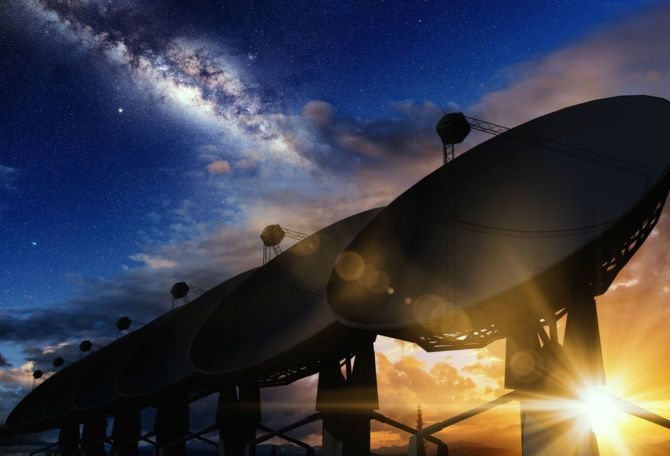 Aliens Could Be Behind 'Peculiar' Radio Signals From Nearby Star