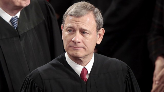 John Roberts Quietly Bows To Gay Marriage Ruling
