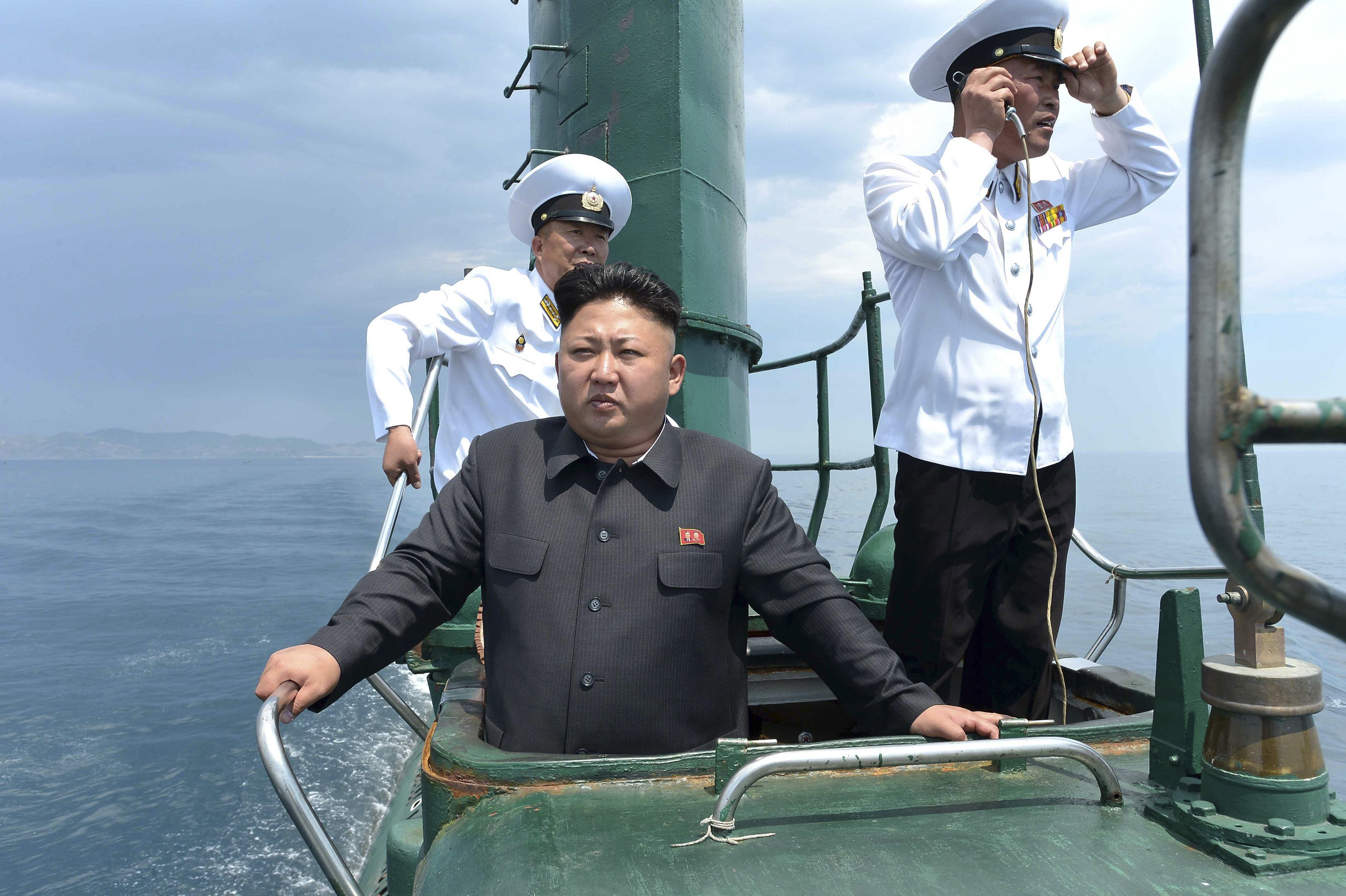 North Korean Submarine Makes Long, Strange Trip, Hinting At Possible Sub-Launched Missile Test