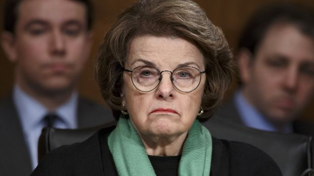 Feinstein: We Can't Increase Immigration Enforcement Because No One Will Pick Our Fruit