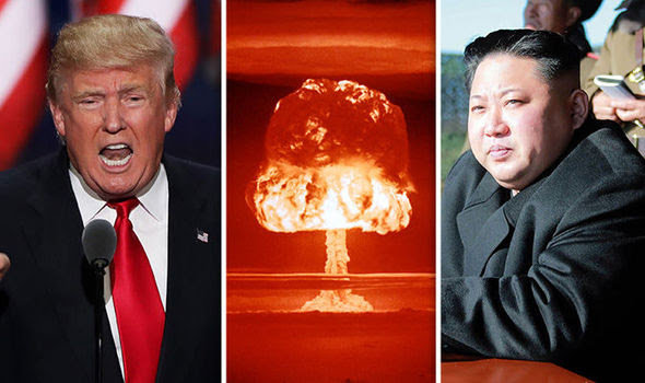 'Map Of Death': North Korea Has A Detailed Plan To Incinerate Guam