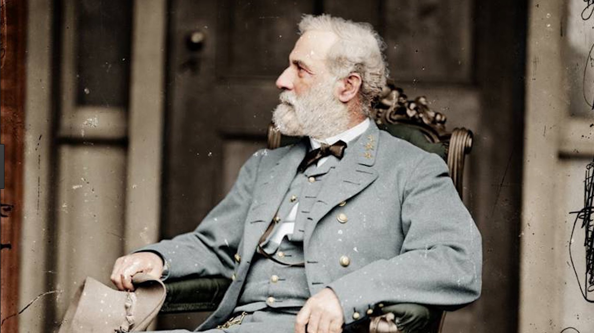 Did Robert E. Lee Oppose Slavery?