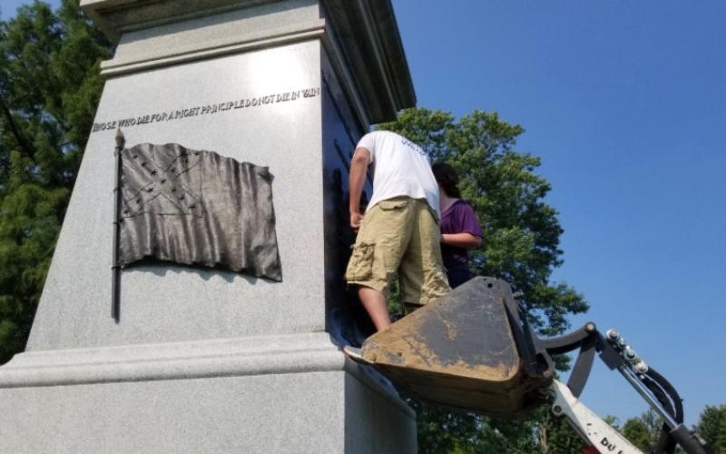 Missouri Lawmaker Calls For Hanging of Confederate Monument Vandals