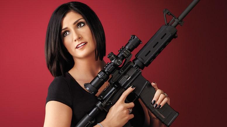 Congresswoman Calls NRA, Dana Loesch 'Domestic Security Threats'