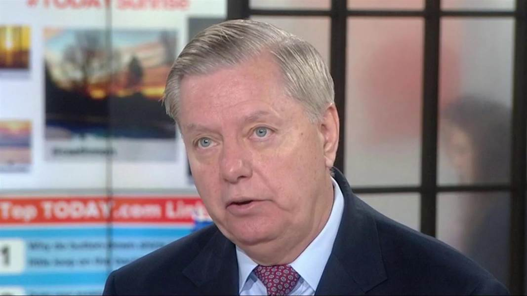 Sen. Graham Bangs Nuclear War Drums on NBC's Today Show [VIDEO]
