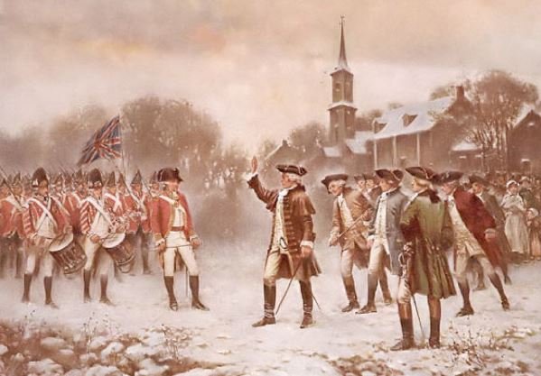 causes of the revolutionary war from Free essay: the british had control of the thirteen colonies for many years prior to  the french and indian war after the war britain took sole possession of.