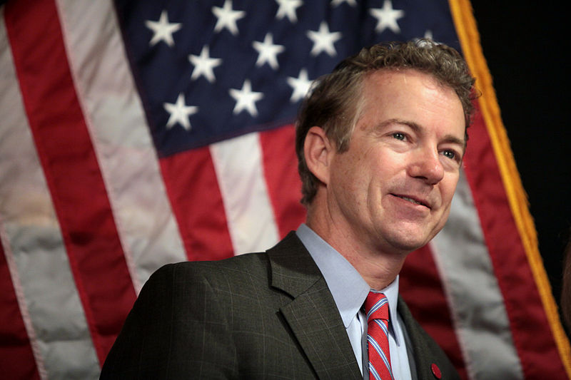 Rand Paul Insists Congress Vote on His Amendment to Restore Balance of Power