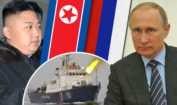 Russian Actors Undercut North Korean Sanctions