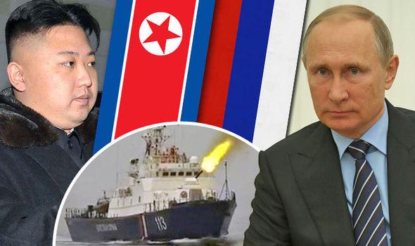 Russian Actors Undercut North Korean Sanctions
