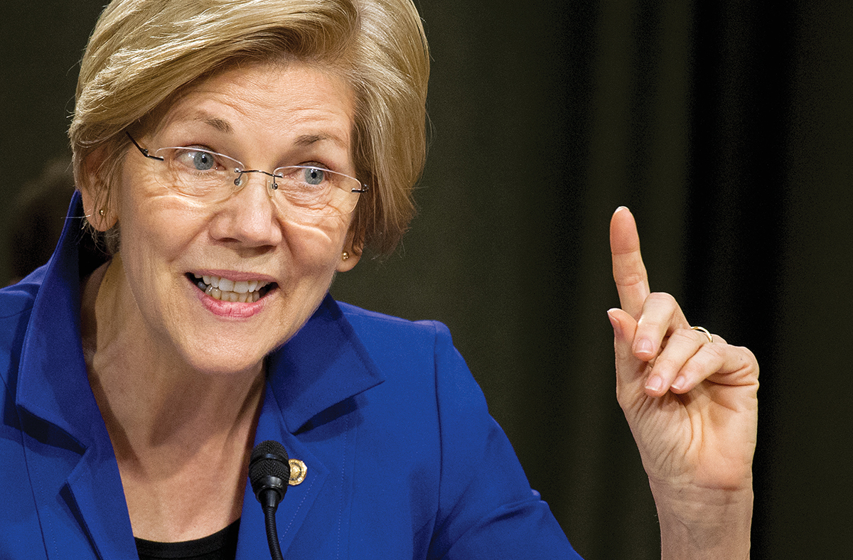 Warren Wants To Get Rid Of Electoral College