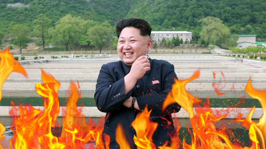 Kim Jong Un: 'I Will Tame The Mentally-Deranged' Trump 'With Fire'