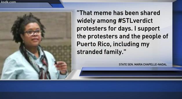 Controversial MO State Senator Tweets Trump Hitler Meme