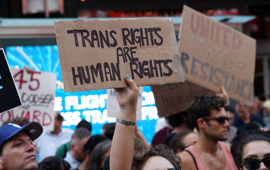 14 States Declare Opposition To Trump's Ban On Transgenders In Military