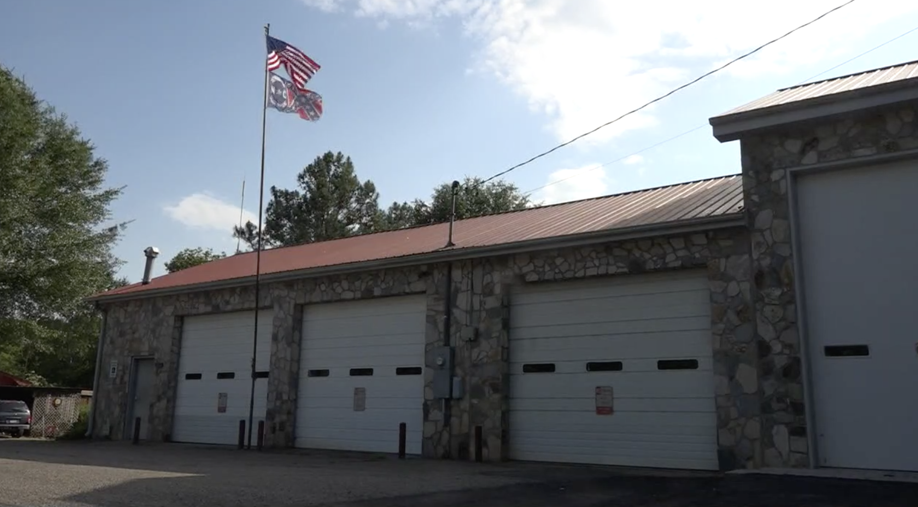 Fire House Loses Funding For Flying Confederate Flag [VIDEO]