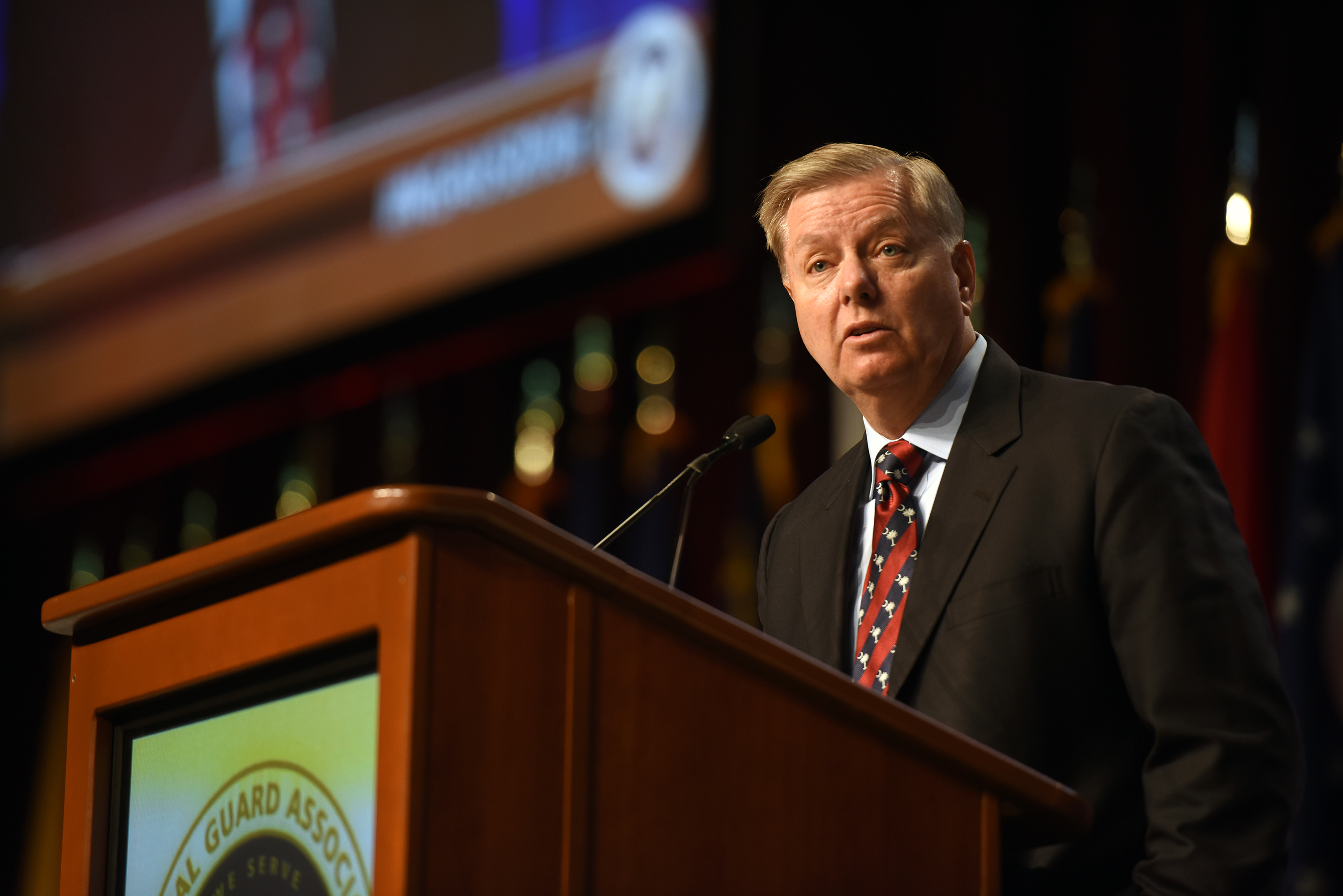 Lindsey Graham Pushes US To Boycott The Winter Olympics If North Korea Attends