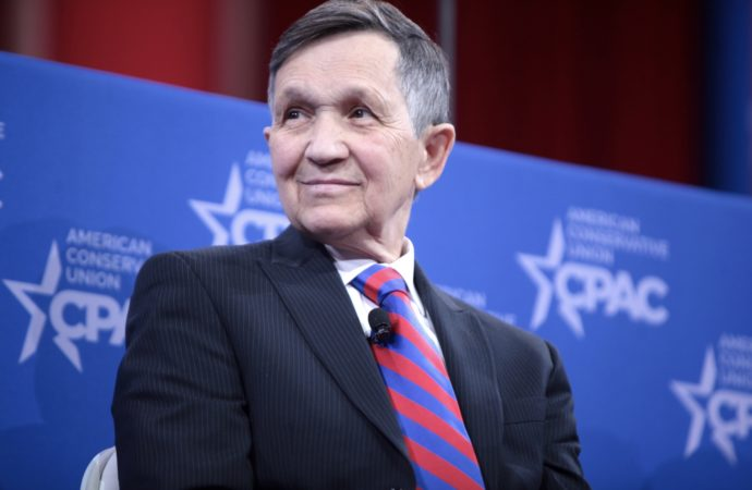 Democrat Dennis Kucinich Running For Governor Of Ohio, Promises To Embrace Trump Voters