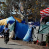 California Officials Boot Out Homeless People From Camps