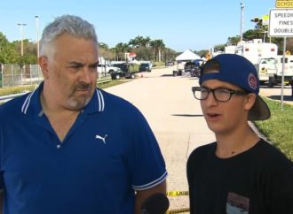 Unbelievable: Vegas Massacre Survivor Lived To See His Son Survive Parkland Shooting