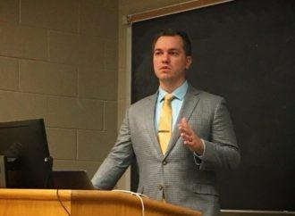 Petersen Slams Rival Hawley's Bizarre Human Trafficking Claim