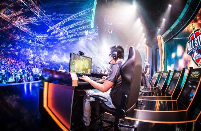 Amit Raizada And Team Echo Fox Make A Mark In ESports