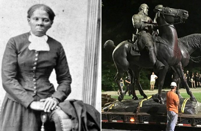 Baltimore Renames Confederate Park For Harriet Tubman, Months After Removing Monuments