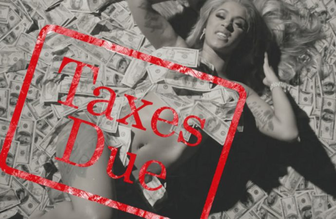 Cardi B Disapproves of Gov's Money Moves