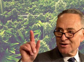 GREEN WAVE: Schumer Pushes Bill To Federally Decriminalize Weed