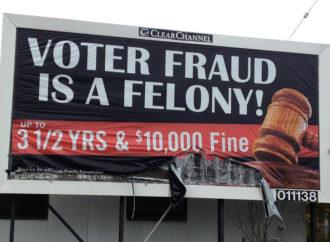 Tweet Alleging Racism In Voter Fraud Sentencing Is Bogus