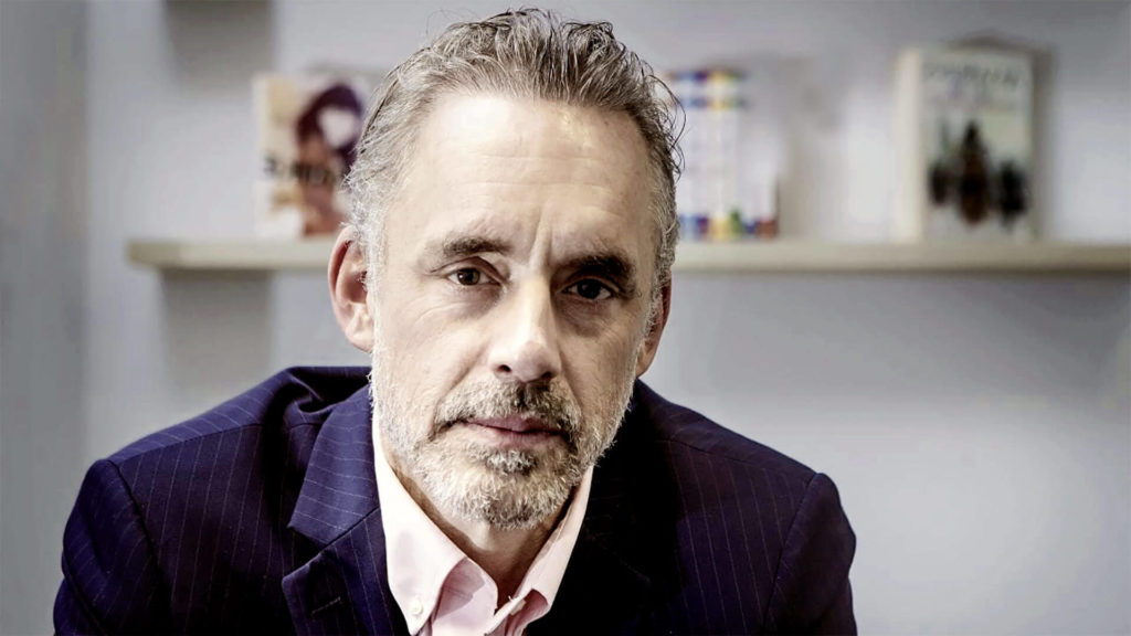 na stopach zdjęcia szybka dostawa szczegółowy wygląd Professor Jordan Peterson Warns Against The 'Dangerous ...