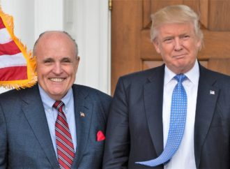 Giuliani Suggests Constitution Doesn't Forbid Trump From Pardoning Himself