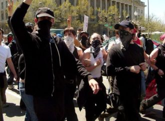 Are 'Antifascists' Employing a Crude Form of Terrorism?