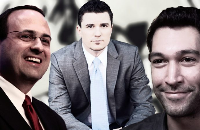 Tom Woods, Dave Smith, and Jason Stapleton Join the Libertarian Party
