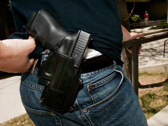 Federal Court Rejects Campus Carry Challenge