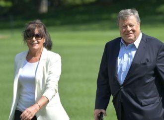 Melania Trump's Parents Sworn In As US Citizens