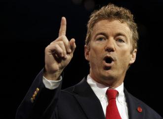 Rand Paul Demands Media Print Whistleblower's Name