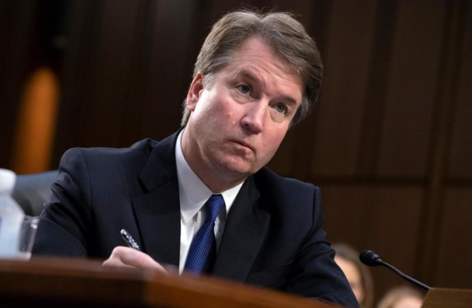In His First Day On The Job, Kavanaugh Hired As Many Black Law Clerks As RBG Has In Her Entire Tenure