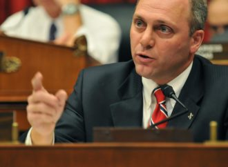 Scalise Warns: 'Some On The Left' Are 'Inciting' Violence