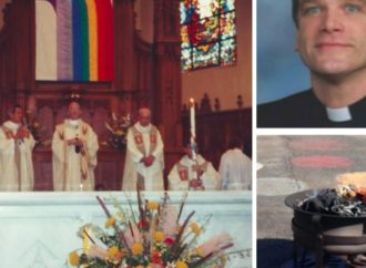 Archbishop Of Chicago Removes Priest Who Burned A Gay-Themed Flag