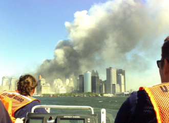 9/11: The Day I Wasn't Ready for, but Mustered My Will to Act