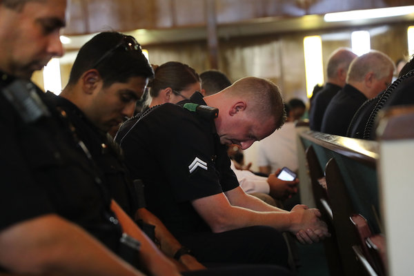 Louisiana Police Department Stops Their Prayer Vigils Over Freedom From Religion Foundation Complaint